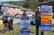 Lovett Elected New Mayor; Bergeron Stays On As Asst. Mayor
