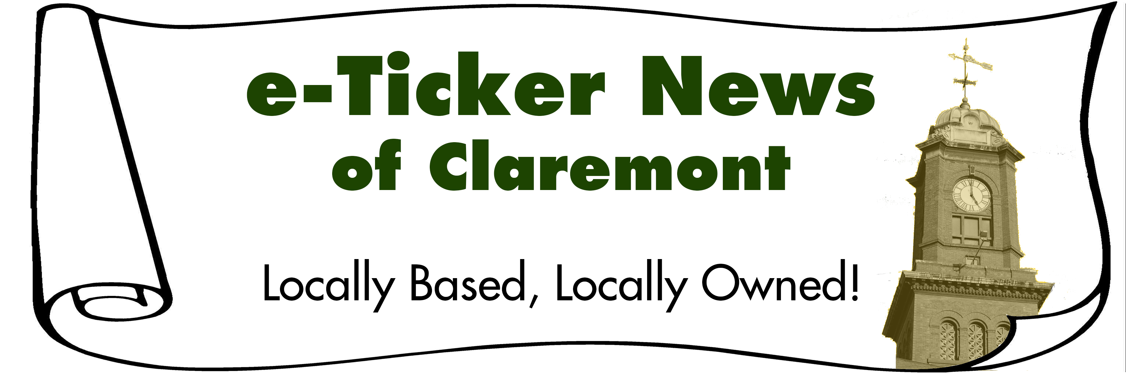 E-Ticker News of Claremont NH