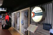All Aboard the Amtrak Exhibit Train!