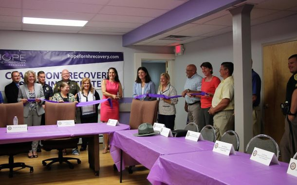 New Recovery Center In Claremont Opens