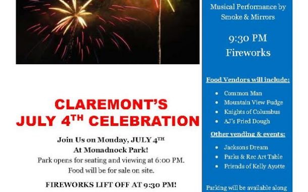 Fourth of July Fun In Claremont