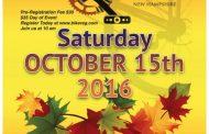 Tire Tracks Event On Saturday