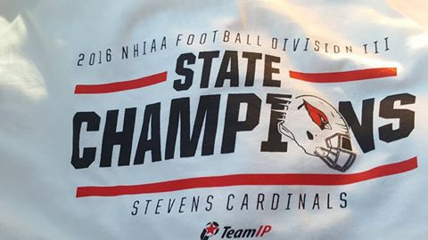 Stevens Cardinals Div. III State Champions!