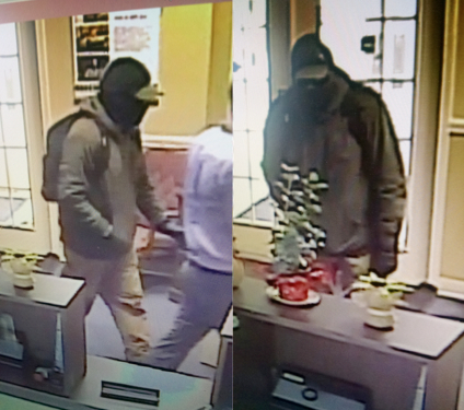 Springfield Mascoma Bank Robbery Reported