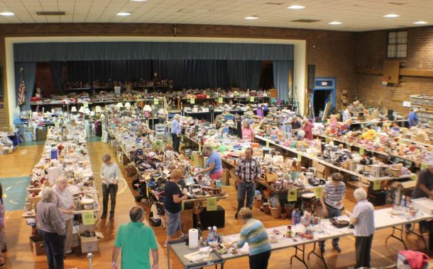 St. Mary's Parish Gears Up for Some Gigantic Fun with its Annual Yard Sale