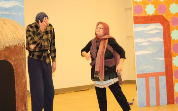Off Broad Street Players to Participate in First Night Activities