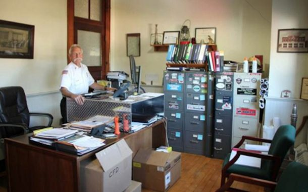Fire Chief Bergeron to Retire