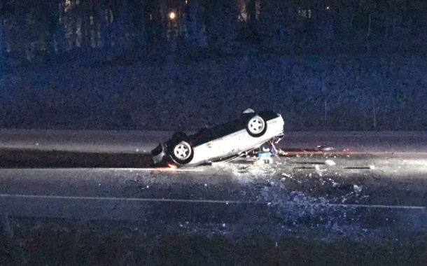 Claremont Woman Arrested Following Motor Vehicle Accident in Lebanon