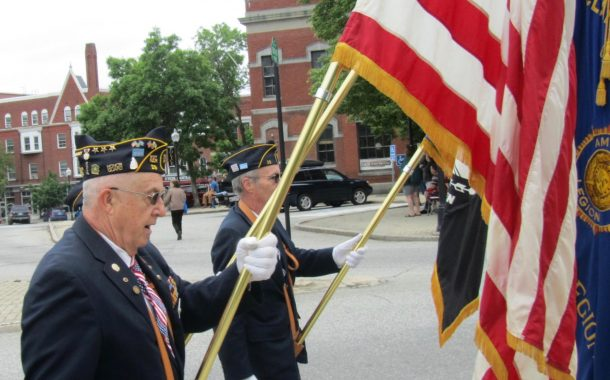 Memorial Day in Claremont