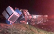 Tractor Trailer Accident in Grantham