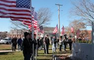 Veteran's Day Marked in Claremont