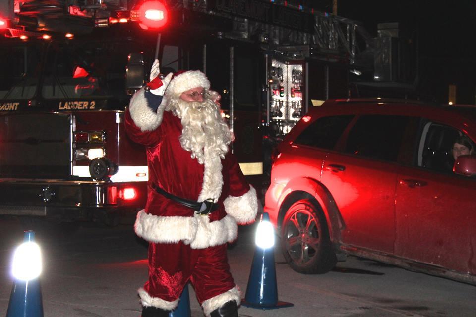 Santa Visit...