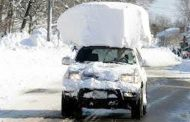 "Reminder to Follow ""Jessica's Law"" This Winter and Remove Snow, Ice from Vehicles"