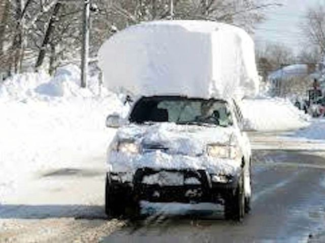 """Reminder to Follow """"Jessica's Law"""" This Winter and Remove Snow, Ice from Vehicles"""