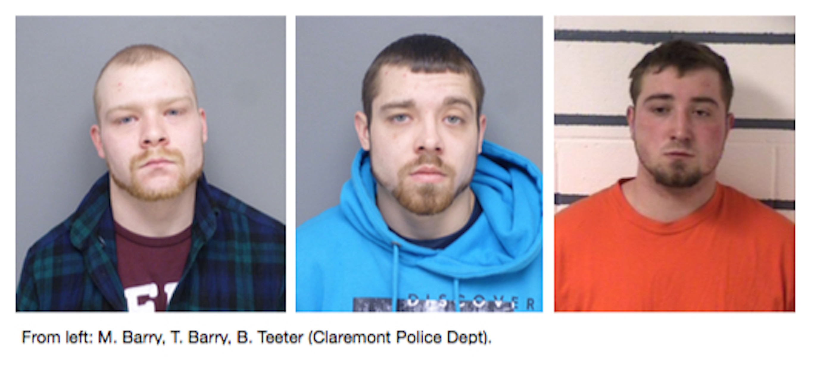 Three Arrested Following Shooting Incidents Reported in City