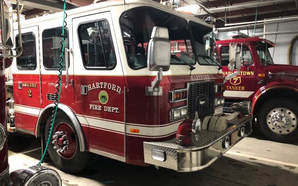 Brotherhood of Fire Service Shines Again as Hartford, VT, Loans Engine to Charlestown Dept. Following Amtrak/Truck Crash
