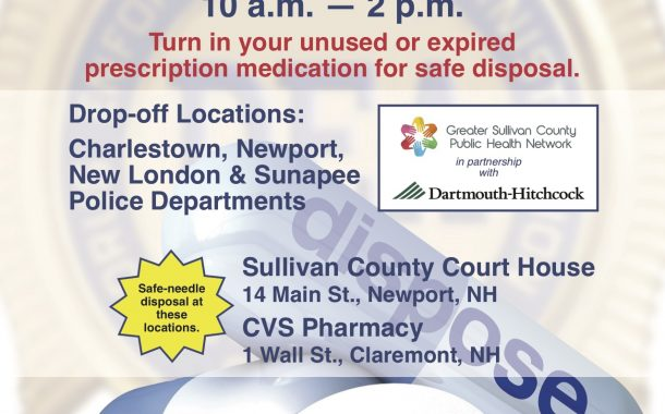 National Prescription Take Back Day