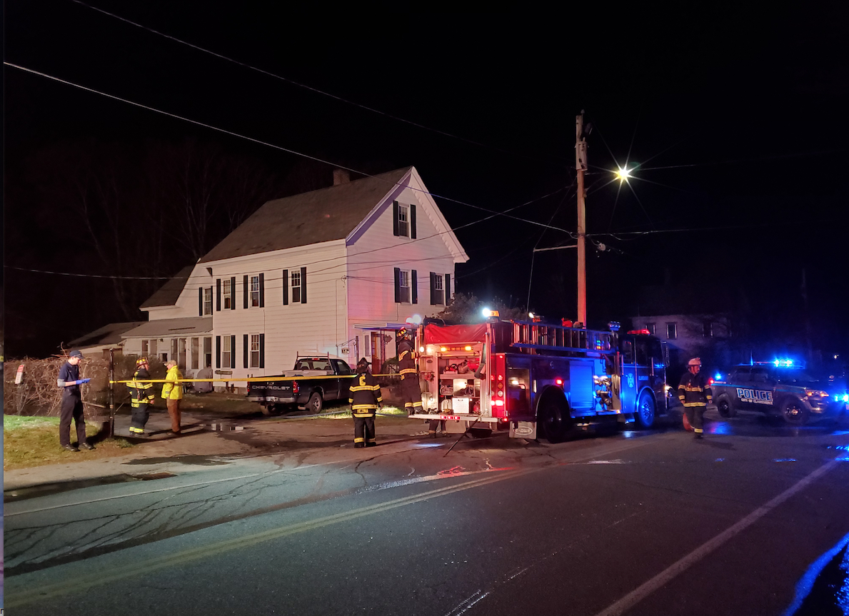 Fatal Fire In Claremont Tuesday Night