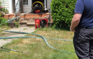 CFD Called to Kitchen Fire