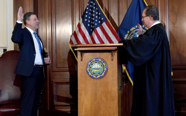 Sununu Begins 3rd Term